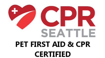 CPR Seattle Pet First Aid & CPR Certified
